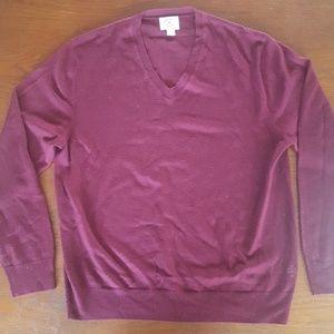 《 Brooks Brothers 》 Extra Fine Wool Sweater